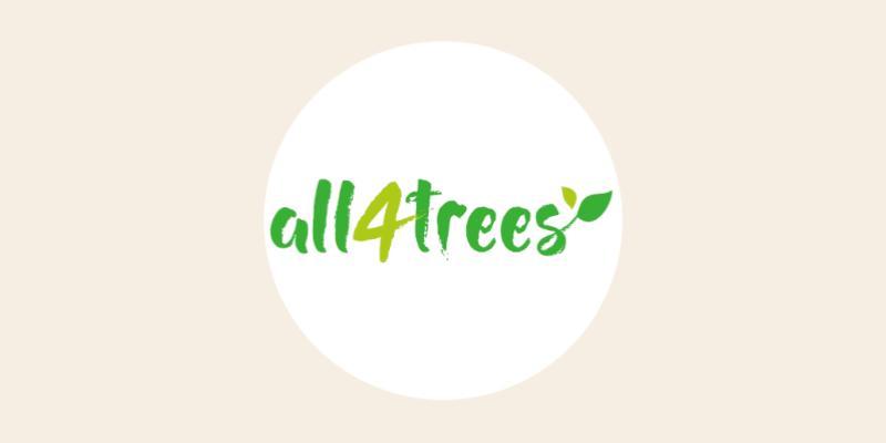 All4trees logo