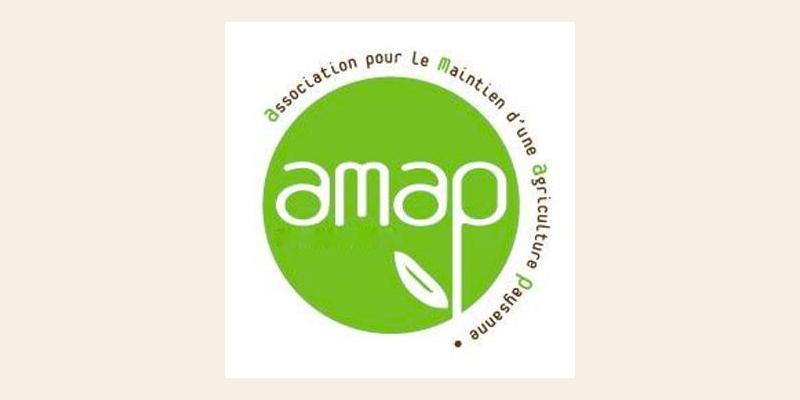 logo de l'association AMAP