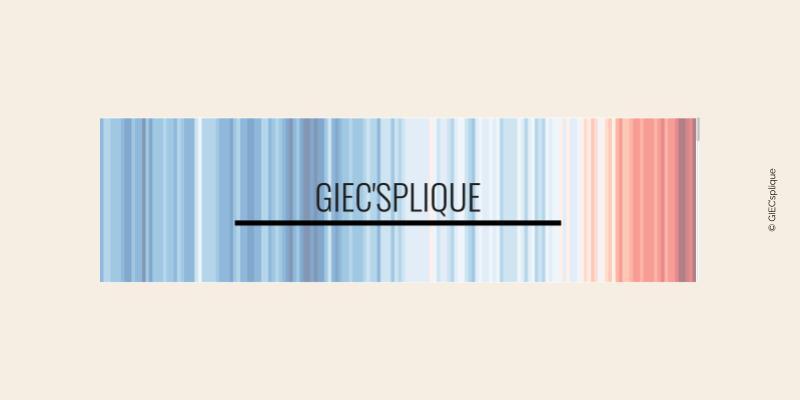 Visuel de GIEC'splique