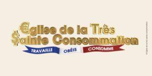 Logo de l'Eglise de la Très Sainte Consommation