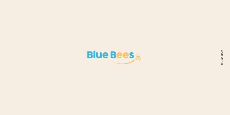 Logo de Blue Bees