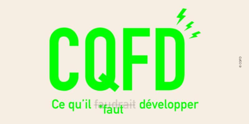 Logo de CQFD