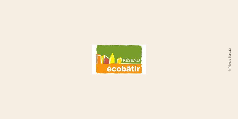 Logo de Réseau écobâtir