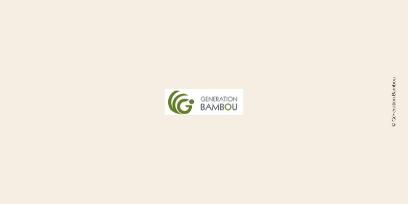Logo de Génération Bambou