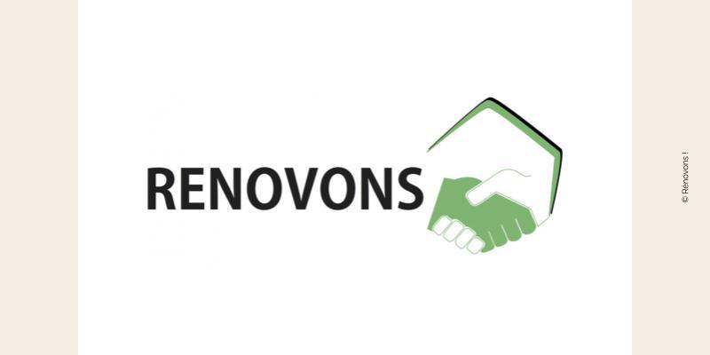 Logo de Rénovons !