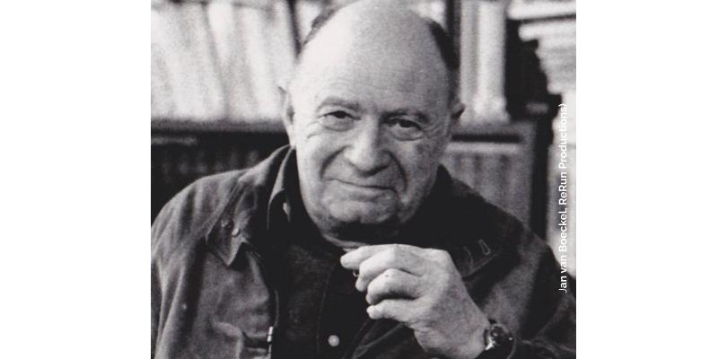 Photo de Jacques Ellul