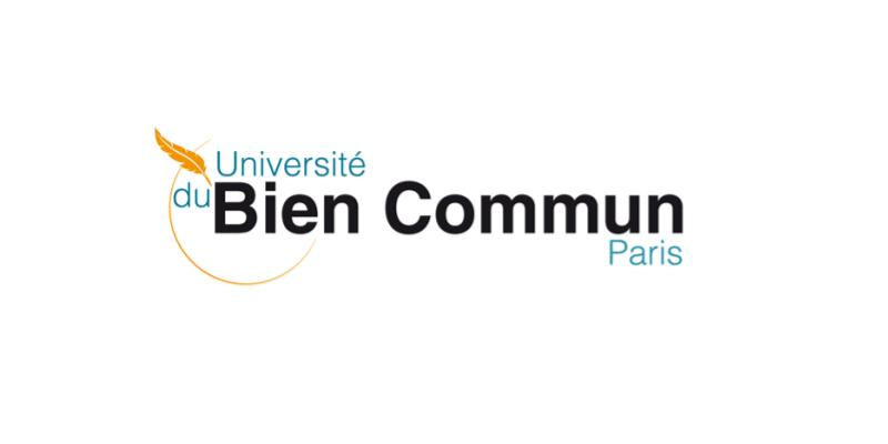 Logo Université du Bien commun