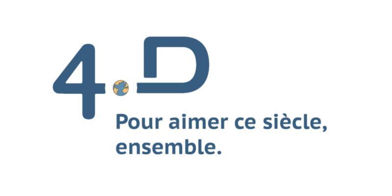 Logo de l'association 4D