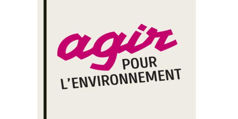 Logo de l'association Agir pour l'environnement