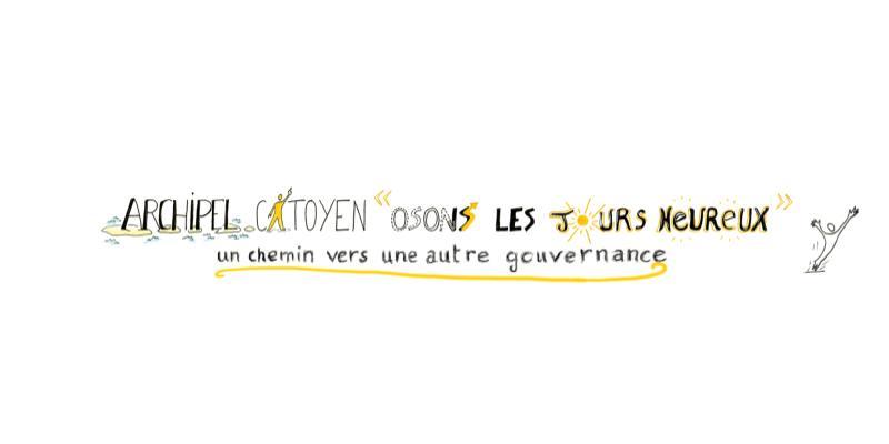 Logo de l'Archipel Osons les Jours Heureux