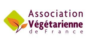 Logo de l'association Végétarienne de France