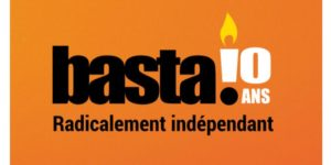 Logo de Basta !