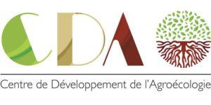 Logo de CDA