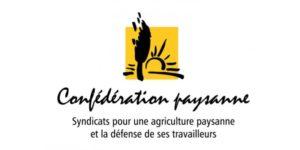 Logo des Confédération paysannes