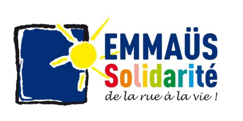 Logo de Emmaüs