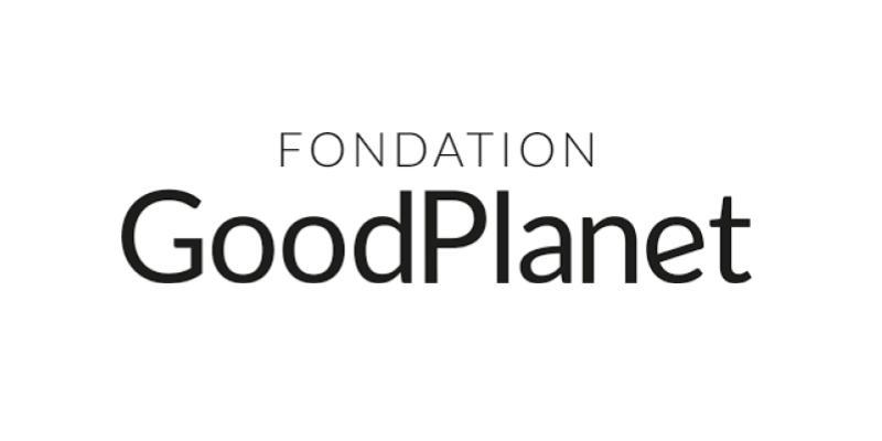 Logo de la fondation GoodPlanet