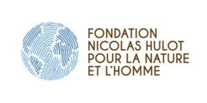 Logo de la fondation Nicolas Hulot