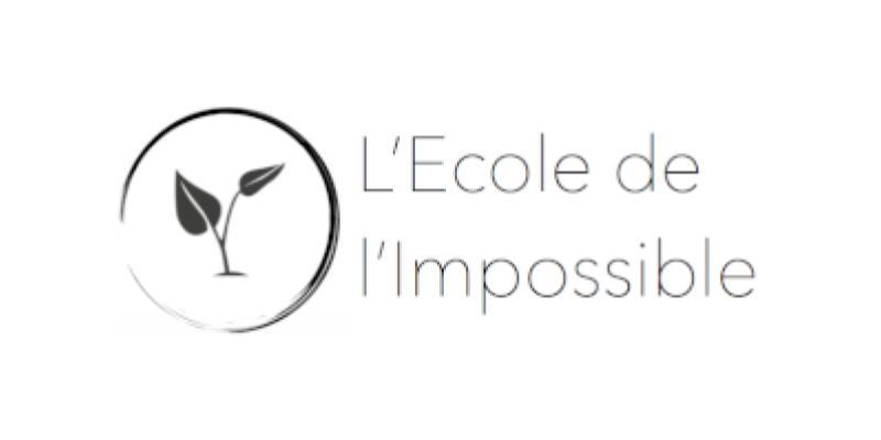 Logo de l'école de l'impossible