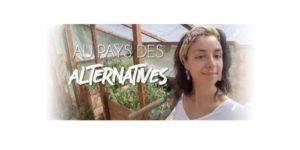 Page d'accueil du Pays des alternatives