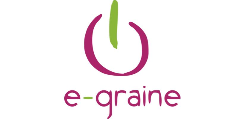 Logo de e-graine