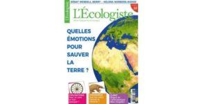 Page d'accueil de l'Ecologiste