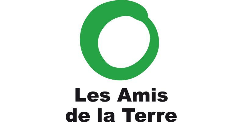 Logo des Amis de la Terre