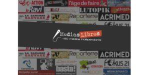 Logo de la coordination permanente des Médias libres