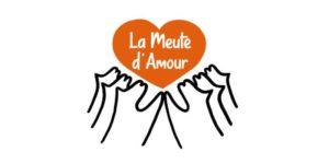 Logo de la Meute d'Amour