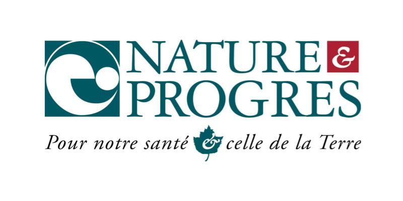 Logo de Nature et progrès
