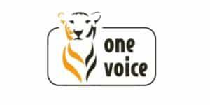 Logo de One voice
