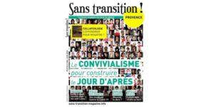 Page d'accueil Sans transition