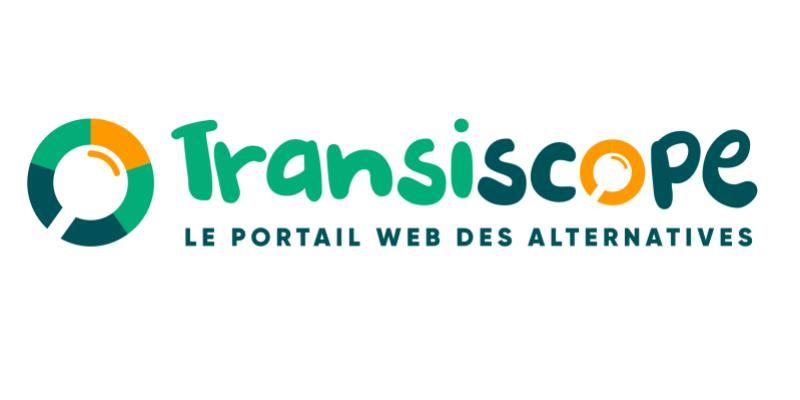 Logo du Transiscope