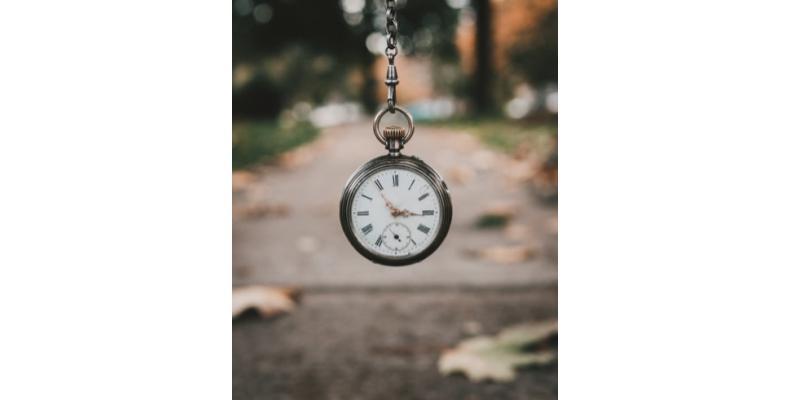 L'horloge de notre présence sur Terre