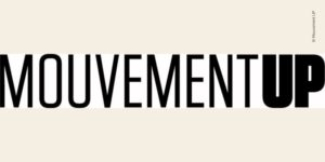 Logo du Mouvement UP