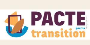 Logo du Pacte pour la Transition