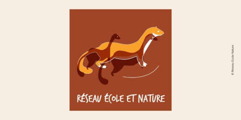 Logo du Réseau Ecole et Nature