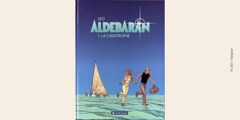 Couverture BD Aldebaran