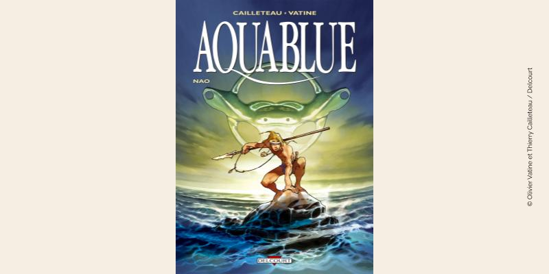 Couverture BD Aquablue