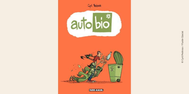 Couverture BD Autobio
