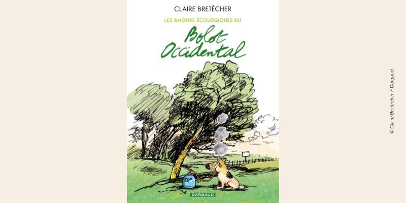 Couverture BD Les amours écologiques du Bolot occidental