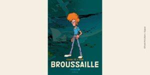Couverture BD Broussaille