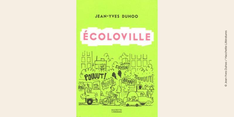 Couverture BD Ecoloville