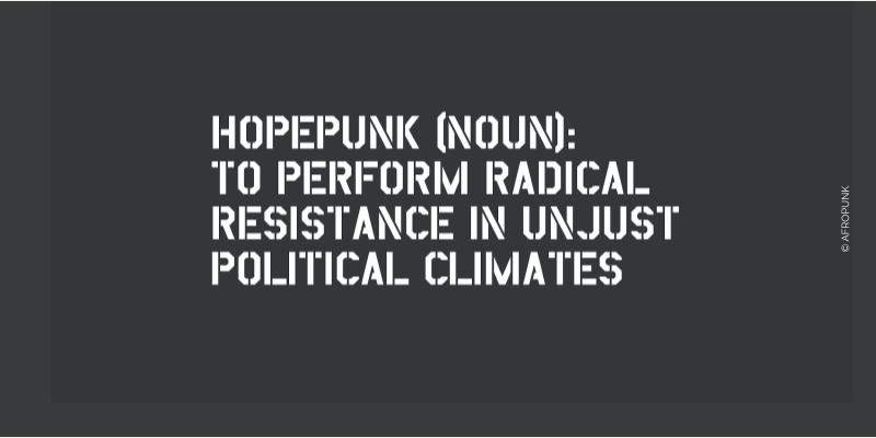 Visuel Hope Punk