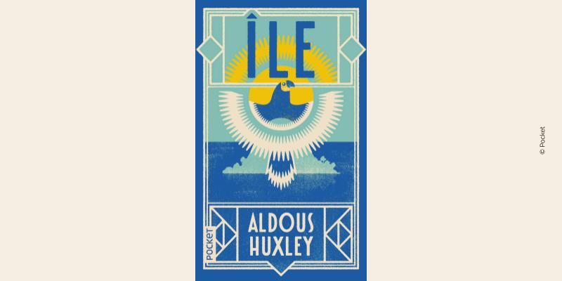Couverture d'Ile d'Aldous Huxley