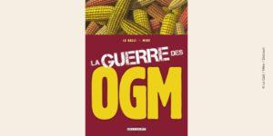 Couverture BD La guerre des OGM