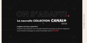 Visuel de la page d'accueil d'On s'adapte