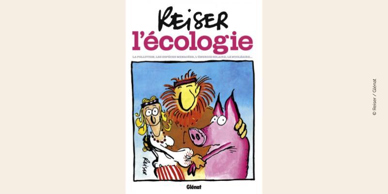 Couverture BD L'écologie Reiser