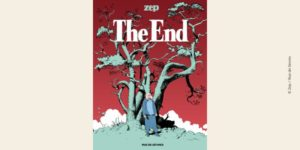 Couverture BD The End