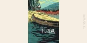 Couverture BD Thoreau