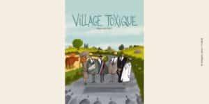 Couverture BD Village toxique